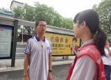 滁州学院赴滁州市宣传公共卫生实践活动