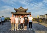 滁州学院:寻访寿县古城,弘扬传统文化