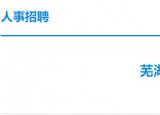 芜湖市第一人民医院招聘工作人员3名