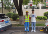 滁州学院学生见证好人好事,传扬优秀文化实践活动