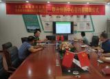 滁州学院化工学院学生:看望暑期在企挂职教师