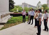 铜陵市委常委、统战部部长刘亚东一行莅临铜陵职业技术学院视察调研