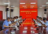 蚌埠医学院直属淮北人民医院来校座谈