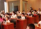 滁州学院化工学院社会实践团队开展送科学给儿童暑期科普实践活动