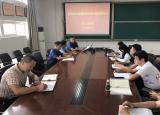 淮南师范学院电子工程学院:进行新冠肺炎疫情防控应急处置桌面推演