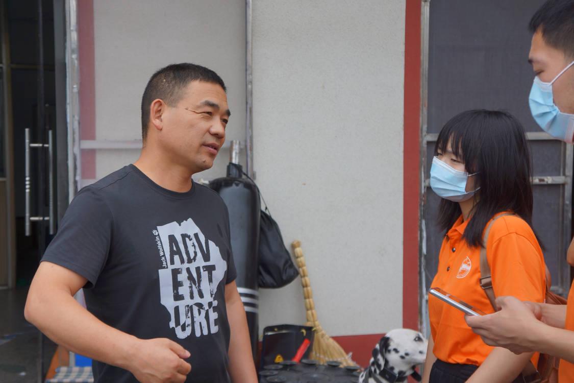 合肥工业大学学子三下乡微小说:寻访