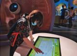 安徽财大暑期社会实践:进行科技展览参观,领略盛世荣光