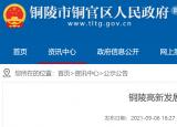 铜陵高新发展投资有限公司招聘3人,9月13日报名截止