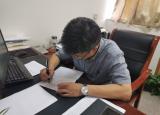 安师大学子采访文学院院长项念东:书海无涯,勤学深思
