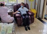 蕪湖高級職業技術學校黨員群眾學史力行義務獻血
