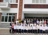 淮北市第一幼儿园来淮北师范大学教育学院开展绘本教学公开课讲授