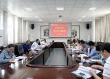 淮北师范大学召开本科教育教学审核评估(2021-2025年)工作研讨会