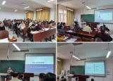 淮北师范大学教育学院举办2021年青年教师课堂教学竞赛