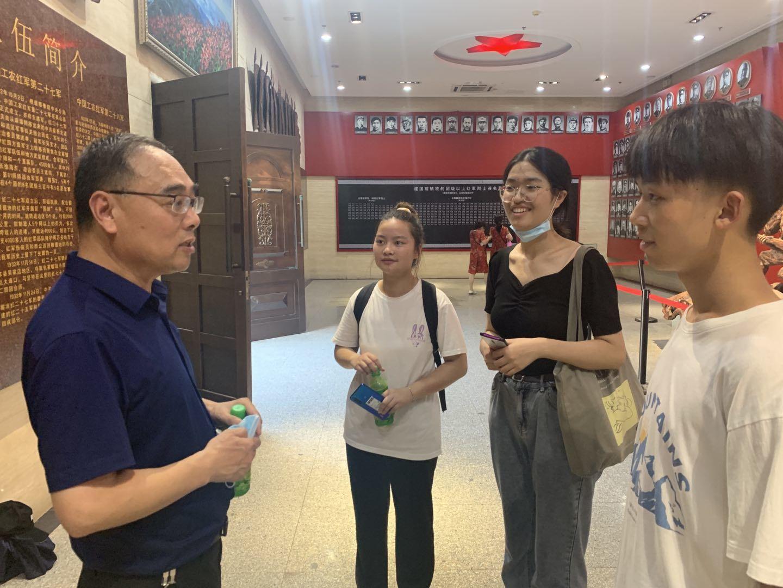 安徽农业大学学子三下乡:红绿结合促致富,全域旅游谋发展