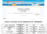 淮南职业技术学院获批2021年度安徽省专业技术人才知识更新工程省级高级研修项目