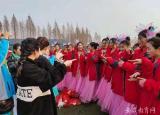 亳州特教学校组织学生走出校门促进融合教育