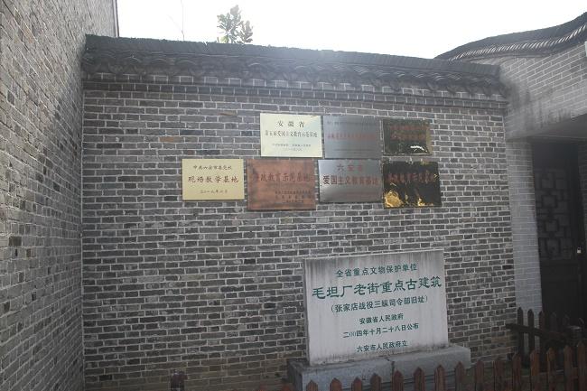 安農學子三下鄉:學百年黨史,延紅色血脈?