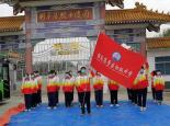 利辛縣程家集學區初級中學組織開展赴革命先烈陵園,感革命時代精神主題活動
