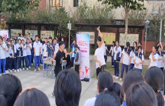 培養健康志趣 豐富校園生活——宣城市機電學校社團納新活動火爆