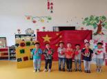 利辛縣程家集學區中心幼兒園組織開展迎國慶詩歌朗誦比賽